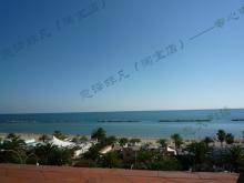 海边酒店阳台就可以享受美景
